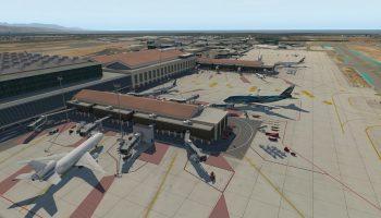 Windsock Simulations Malaga Airport 2