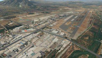 Windsock Simulations Malaga Airport 4