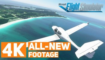 All New Microsoft Flight Simulator Footage 4K Hands On Fs2020