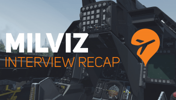 FSElite Exclusive Recap From Milviz Live Interview