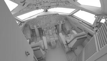 JUSTFLIGHT Fokker F28 Cockpit Previews (2)