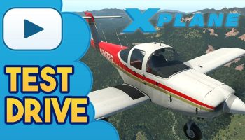 Just Flight PA 38 Tomahawk X Plane 11 Test Drive