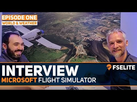 Microsoft Flight Simulator Developer Interview Episode 1 World And Weather Fs2020