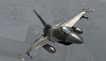 Milviz Shares New F 16C Preview FSElite