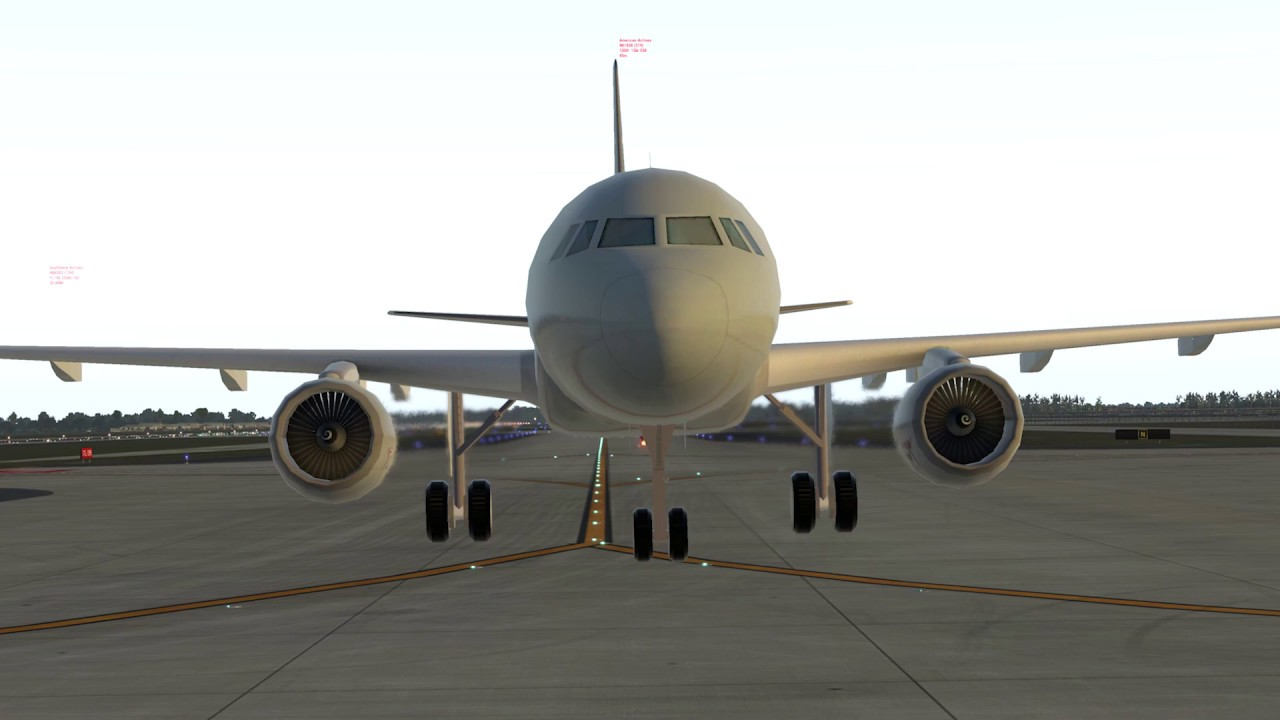 Traffic-Global-X-Plane-11-Preview-video-