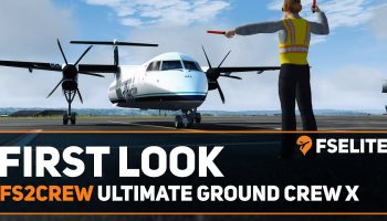 Ultimate Ground Crew X The FSElite First Look