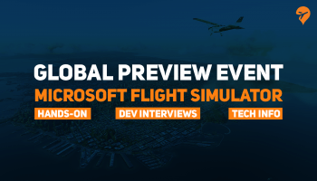 Flight Simualtor 2020 Global Preview Event