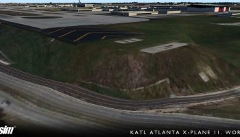 Imaginesim Xplane Atlanta Katl