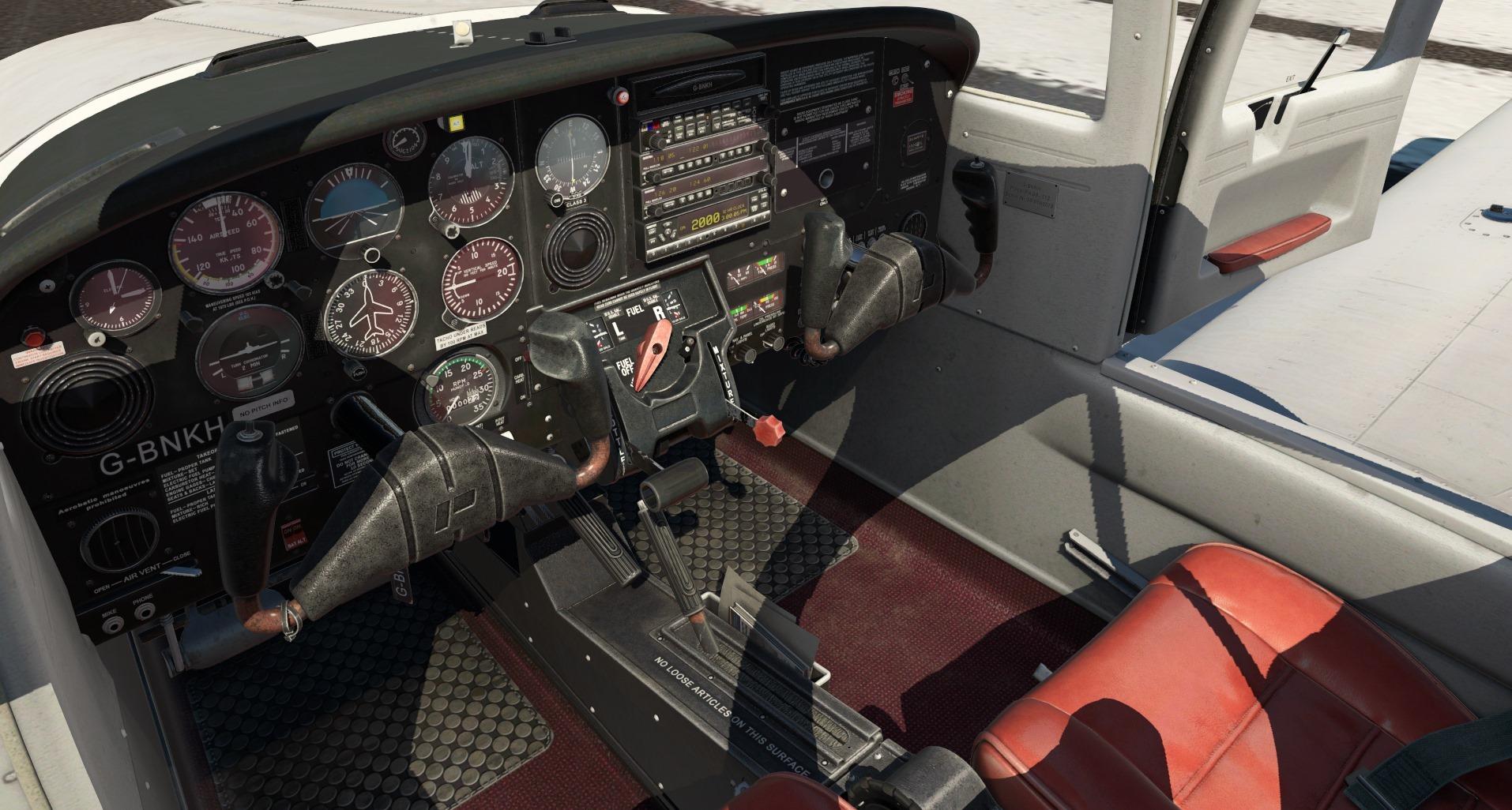 Just Flight Pa 38 Tomahawk (6)