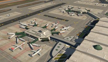 Airport Milano Malpensa XP11 15