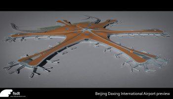 Bejing Daxing Airport (ZBAD) P3d
