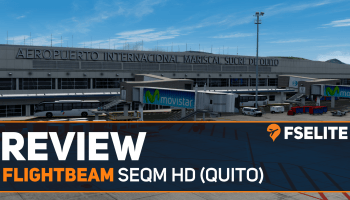 Flightbeam Seqm Quito Airport Review