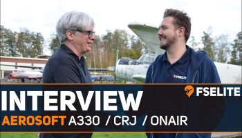 Interview With Aerosofts Mathijs Kok @ FSWeekend