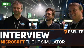 Microsoft Flight SimulatorDeveloper Interview X019