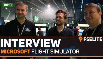Microsoft Flight SimulatorDeveloper Interview X019