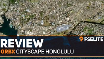 Orbx Cityscape Honolulu The FSElite Review