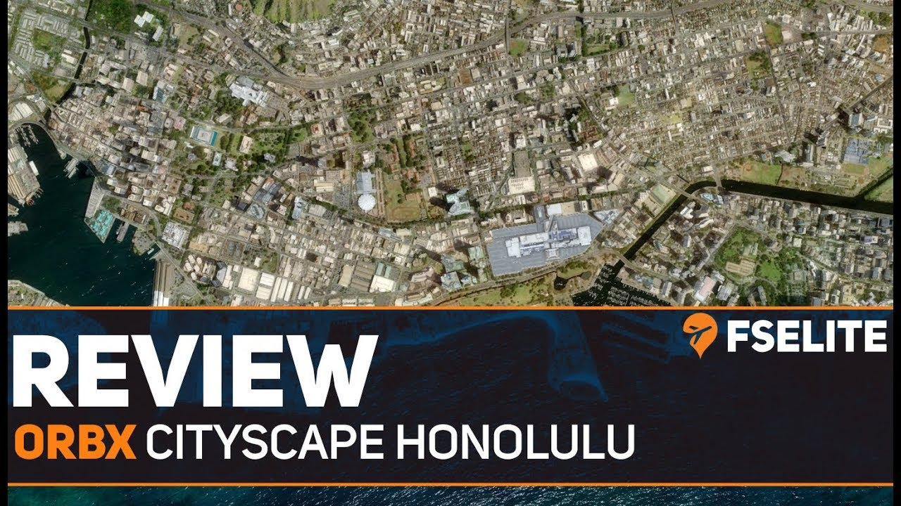 Orbx-Cityscape-Honolulu-The-FSElite-Revi