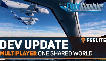 Microsoft Flight Simulator Multiplayer One Shared World