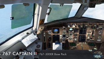 Captain Sim 767 300 Base Pack (2)