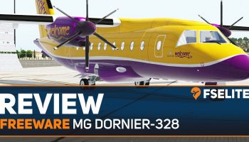 MG Dornier 328 The FSElite Review