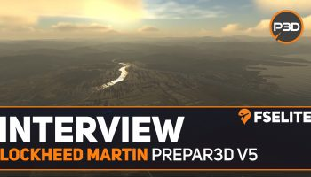 Lockheed Martin Prepar3d V5 Interview