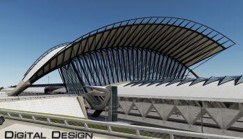 Digital Designs Lyon Airport P3d (4)