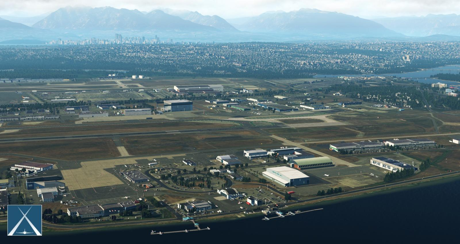 CYVR_00 Globall Art Updates Vancouver International Airport