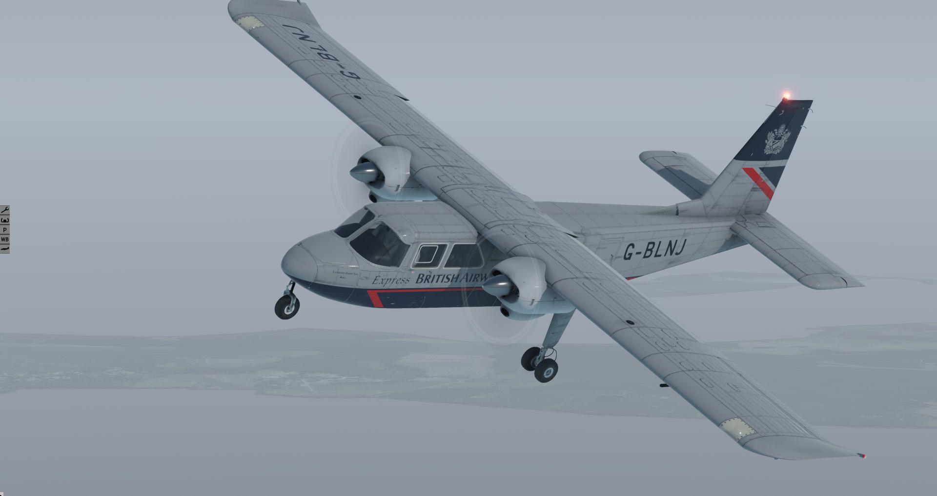 Islander-2020-06-15-4.21.05-a.m. Nimbus Releases BN-2 Islander for X-Plane