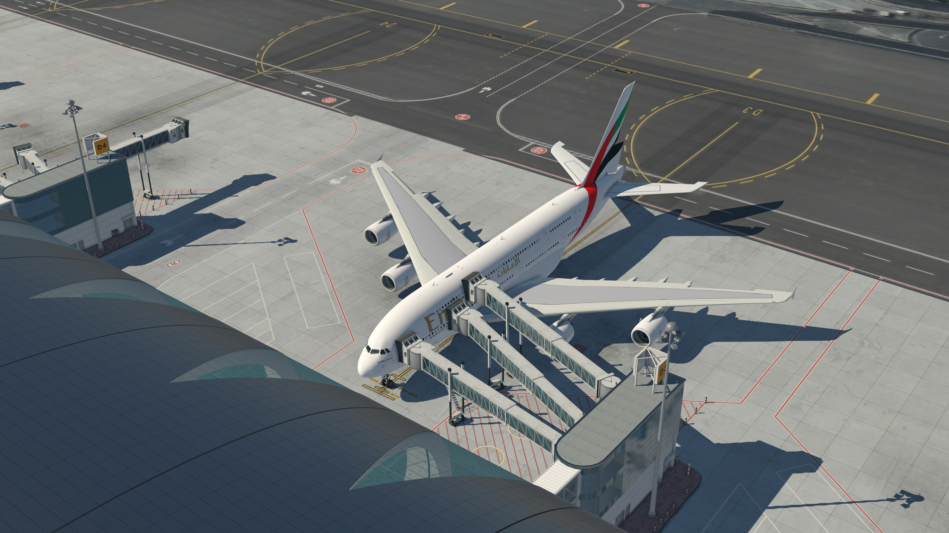 Dubai7 Dubai Next-Gen Development Update for X-Plane 11