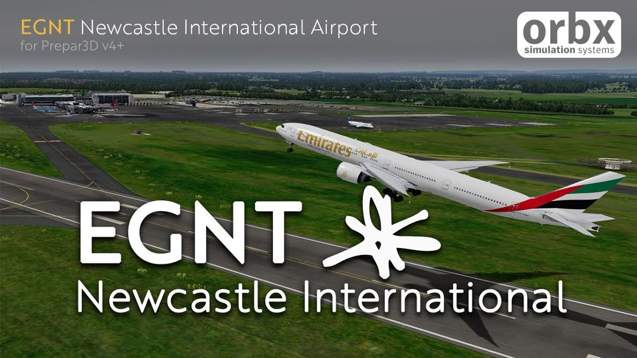 Orbx-EGNT-Newcastle-International-Airport-Official-Trailer Orbx Newcastle Airport (EGNT) Releasing This Weekend