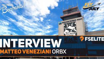 Interview Matteo Veneziani Orbx