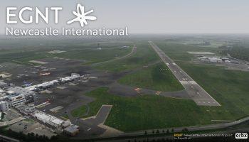 Orbx Egnt Newcastle Airport P3d V5 (6)