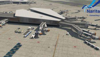 Tokyo Airport Rjaa X Plane 11 (2)
