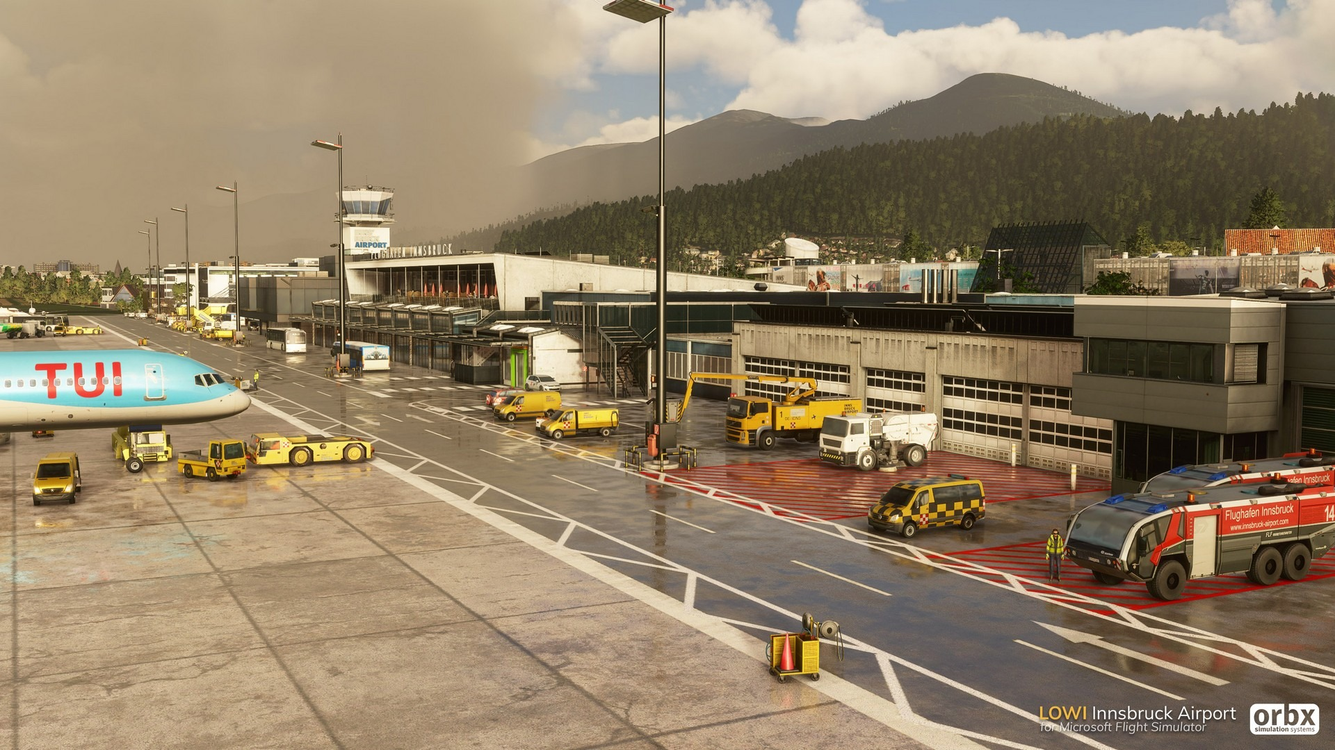 Orbx Previews Products Coming to Microsoft Flight Simulator and Pricing Strategy