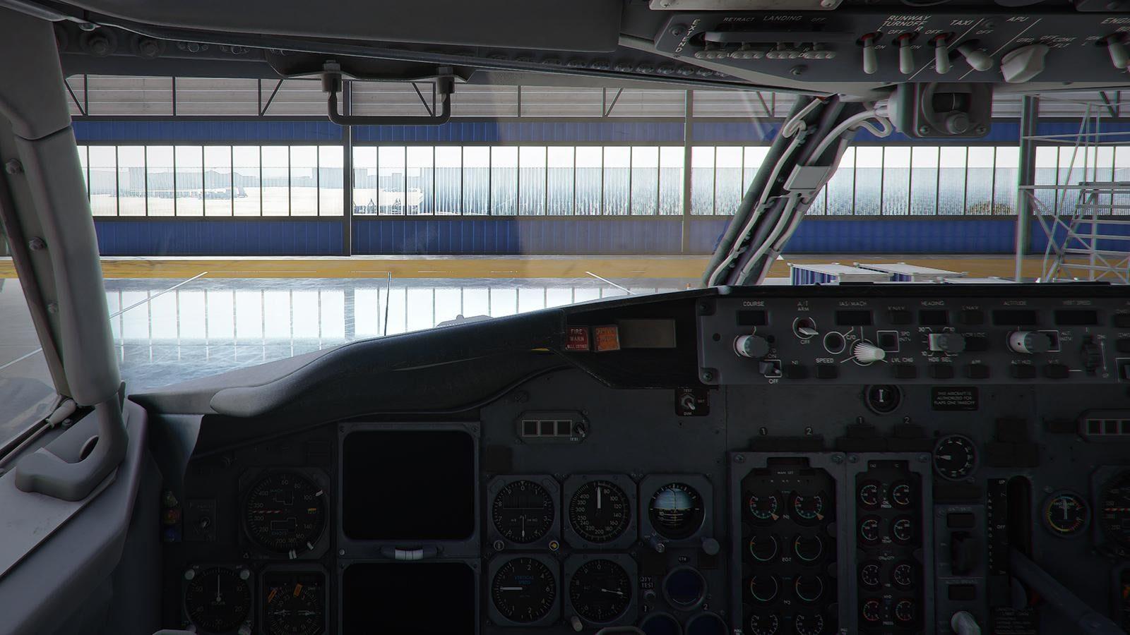 737 400 In Development For Microsoft Flight Simulator Fselite