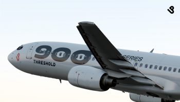 Threshold Levelup 737 Ulitmate X Plane 11 (8)