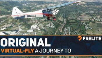 The Journey To Virtual Fly The FSElite Original