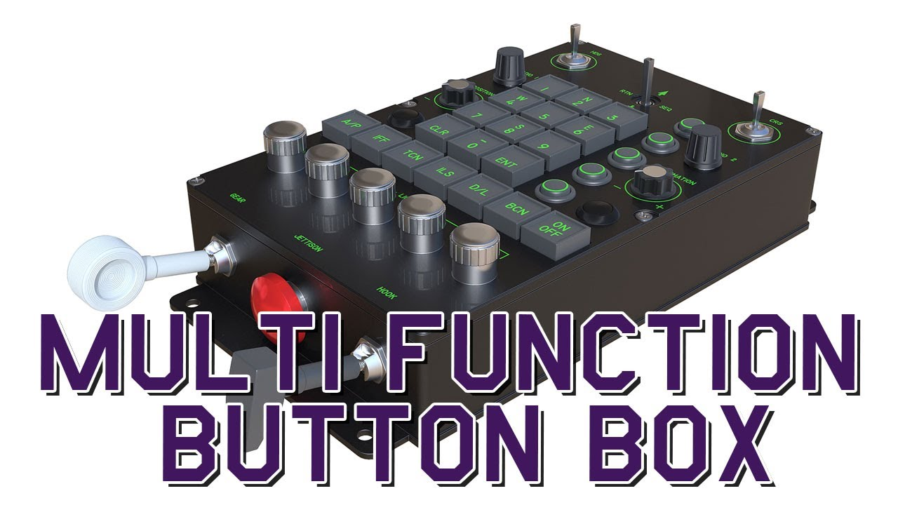 Total-Controls-Multi-Function-Button-Box Total Controls Multi-Function Button Box Announced