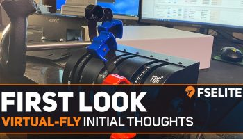 Virtual Fly Initial Thoughts The FSElite First Look