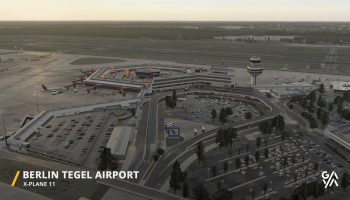 Gayasimulations Berlin Tegel Airport X Plane 11 (3)