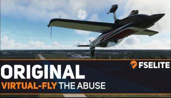 Can Virtual Fly Take The Abuse The FSElite Original