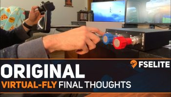 Final Thoughts With Virtual Fly The FSElite Original