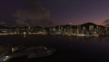 SAMscene3d Hong Kong Msfs (9)