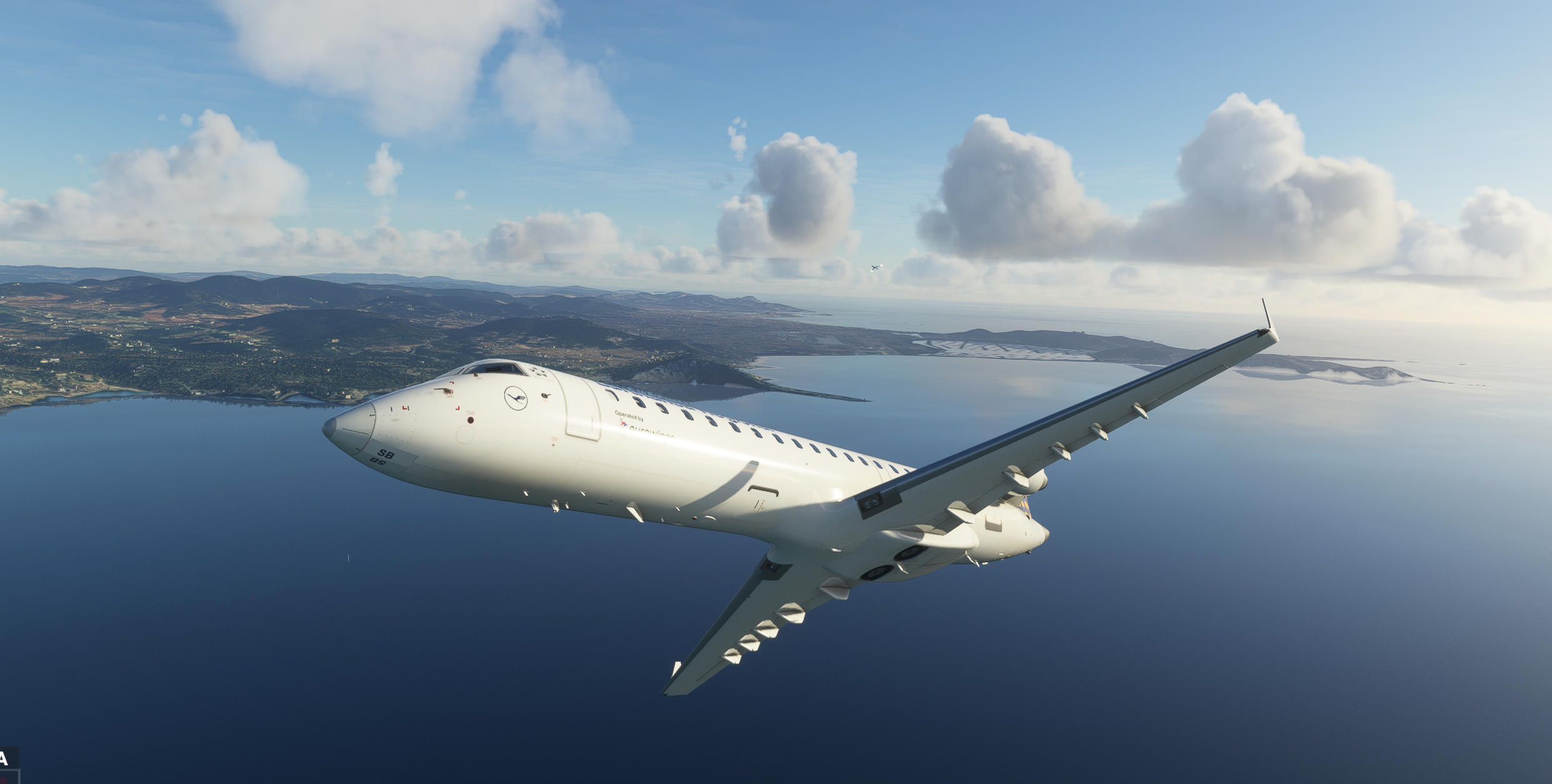 Aerosoft Posts New Previews of Upcoming CRJ Series for MSFS