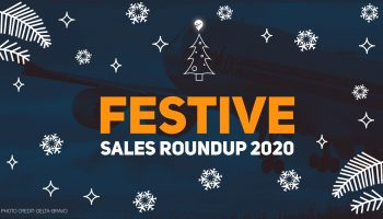 Flightsim Holiday 2020 Sales