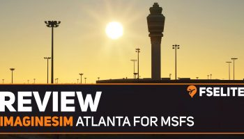 Imaginesim Atlanta For Microsoft Flight Simulator The FSElite Review