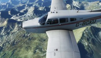 PA 28R Arrow III In Microsoft Flight Simulator From Just Flight First Look Preview Video