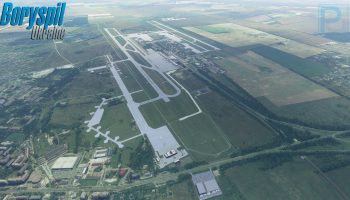 Pyreegue Announces Kyiv Boryspil Airport For MSFS (17)