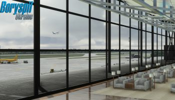 Pyreegue Announces Kyiv Boryspil Airport For MSFS (8)