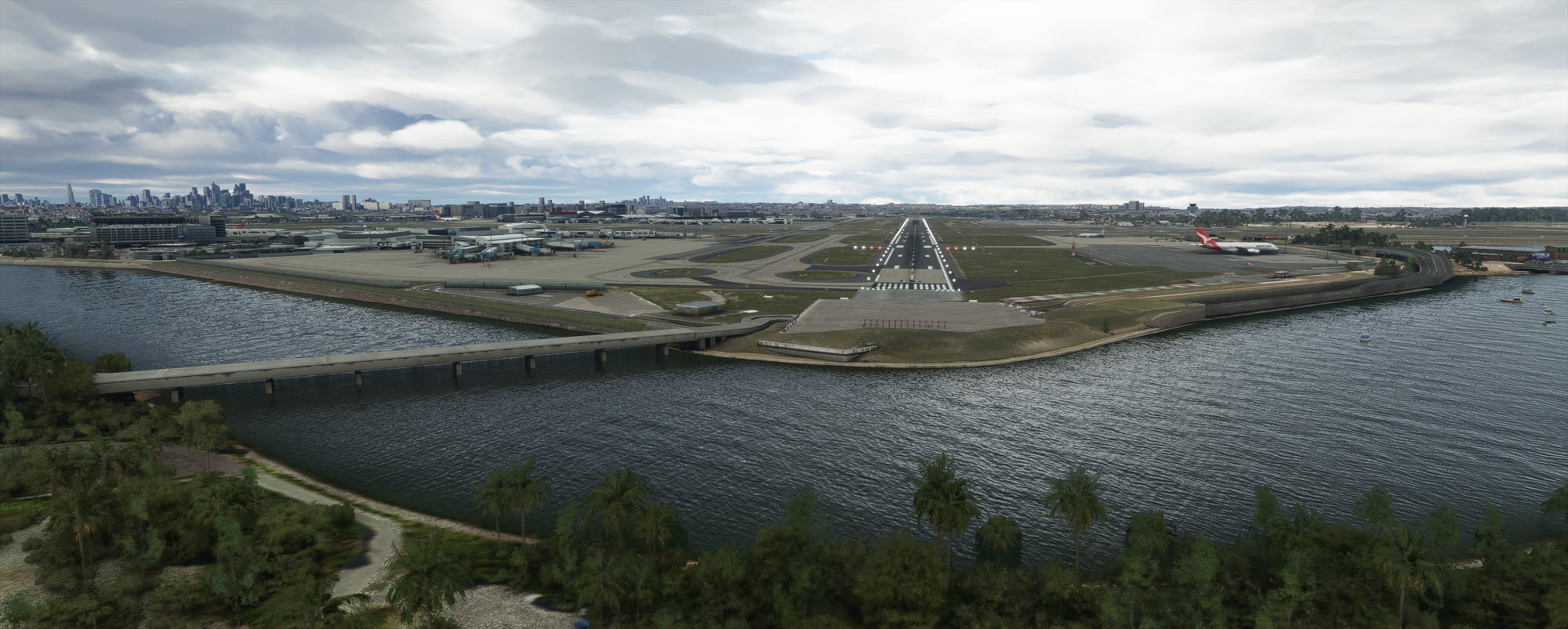 FlyTampa Releases Sydney Airport for MSFS – FSElite
